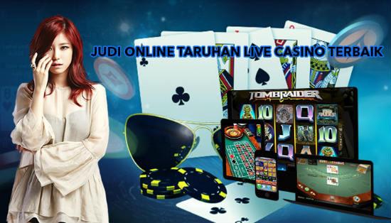 judi live casino online terbaik
