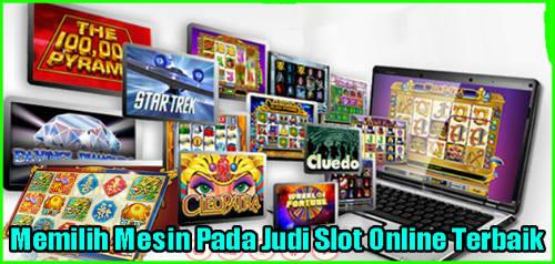 mesin slots online terbaik